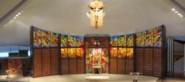 Deacon Killmeyer photos: sanctuary before & after